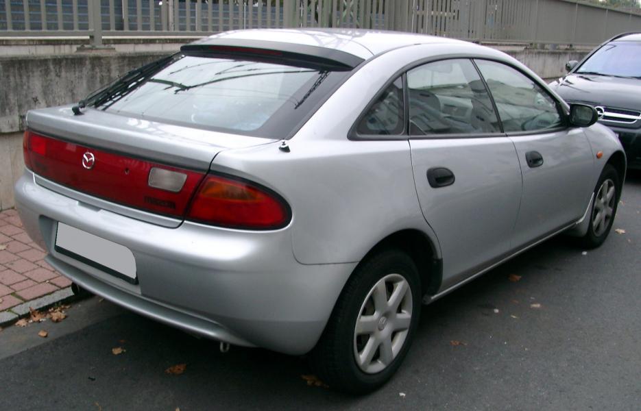 Mazda, 323F/323 Astina/Lanti…